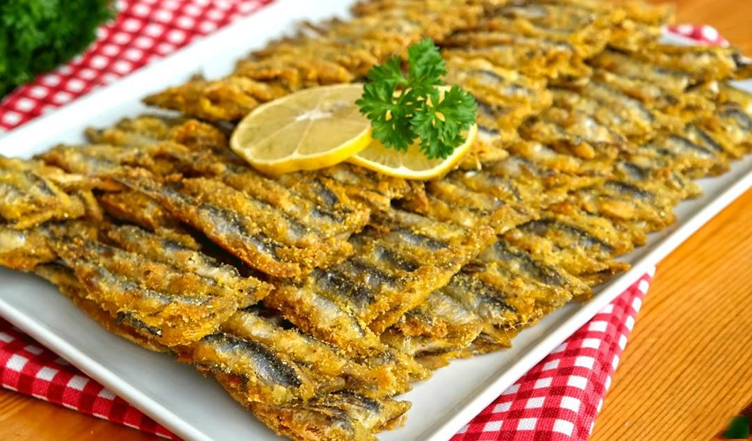 Fırında hamsi balık nasıl yapılır?