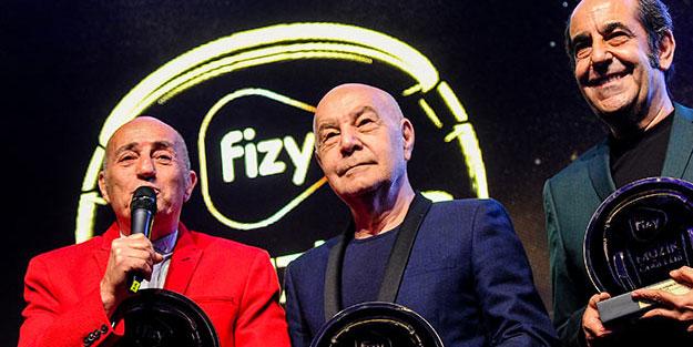 Fizy Müzik Ödüllerini kazanan isimler açıklandı!