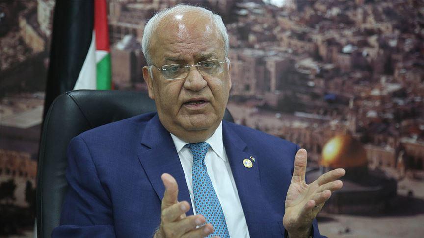 FKÖ Yürütme Konseyi Genel Sekreteri Ureykat: İlhak planı uygulanırsa Filistin yönetimi yıkılır