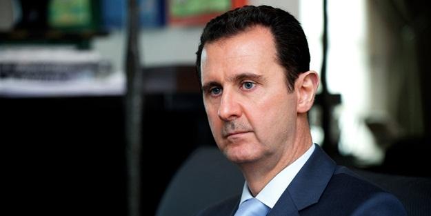 Flaş iddia: Esed yakında iktidarı bırakacak, sığınacağı yer de belirlendi