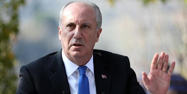 Flaş iddia: FETÖ'den CHP'ye 'Muharrem İnce' talimatı