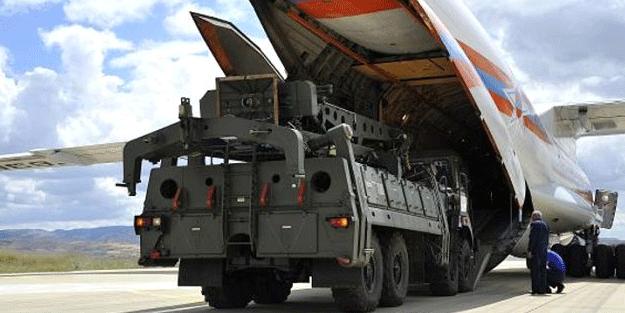 Türkiye'nin Rusya'dan aldığı S-400'lerle ilgili flaş gelişme