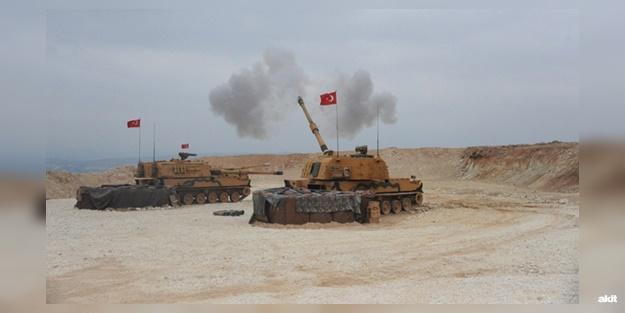 Flaş iddia: Mutabakatı ihlal eden ve YPG'ye destek vererek SMO'ya saldıran Esed rejimi güçleri vuruldu!