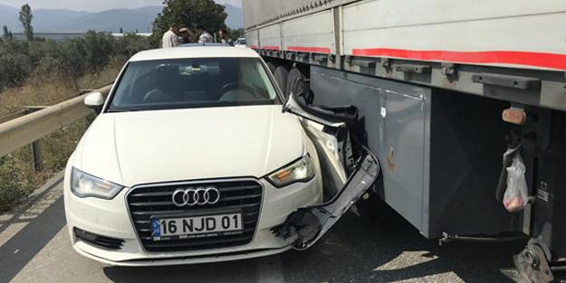Kılıçdaroğlu'nun korumaları kaza geçirdi