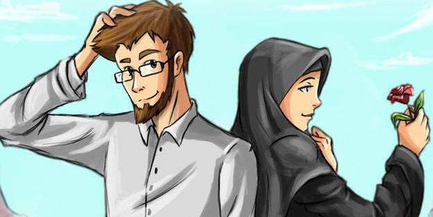 Flört ederek evlenenler daha çok boşanıyor