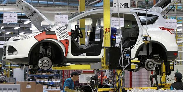 Otomotiv devi Türkiye'de üretime ara verdi