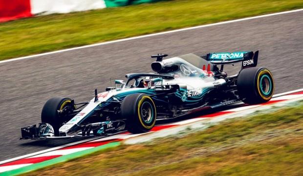 Formula 1 Dünya Şampiyonası'nda sıradaki durak Japonya