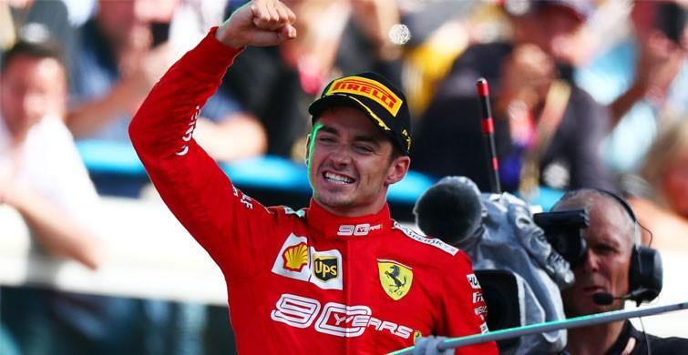 Formula 1 Dünya Şampiyonasını Leclerc kazandı!