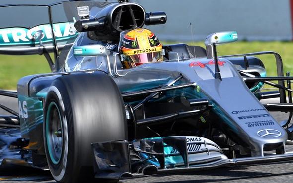 Formula 1 Japonya GP'nin kazananı Hamilton oldu