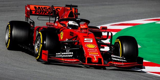 Formula 1 takvimine yeni yarış dahil oldu
