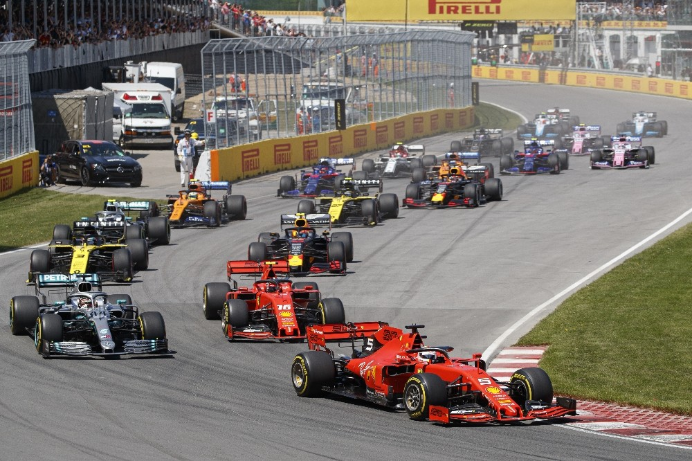 Formula 1'de Bahreyn ve Vietnam Grand Prix'i ertelendi