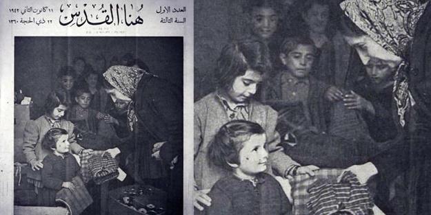 Fotoğrafları ortaya çıktı! 78 yıl önce Suriye'ye sığınmışlar