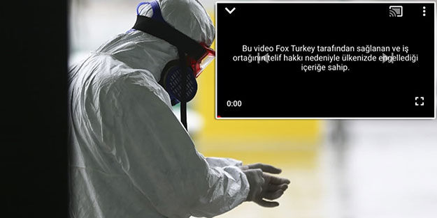 FOX TV'yi koronavirüs bile engelleyemedi! Hayati öneme sahip görüntüleri kaldırttı