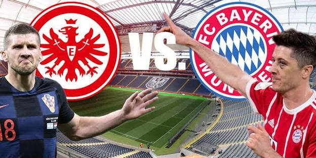 Frankfurt Bayern Münih maçı ne zaman saat kaçta hangi kanalda?