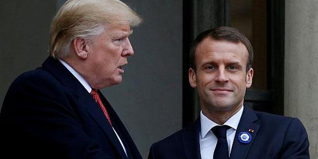 Fransa-ABD arasında flaş gerginlik!