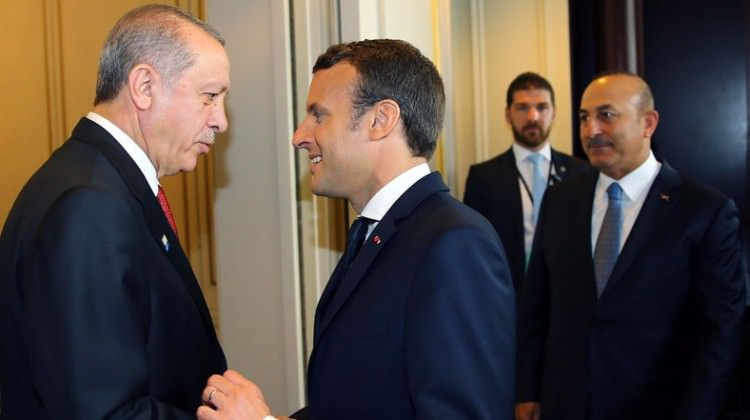 Fransa Cumhurbaşkanı Macron Erdoğan'dan onu istedi