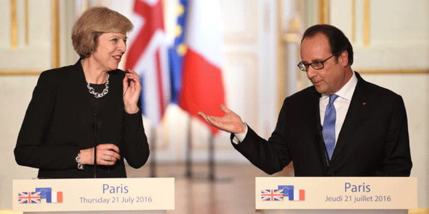 Fransa, İngiltere'yi açık açık tehdit etti! Avrupa'da tansiyon yükseliyor