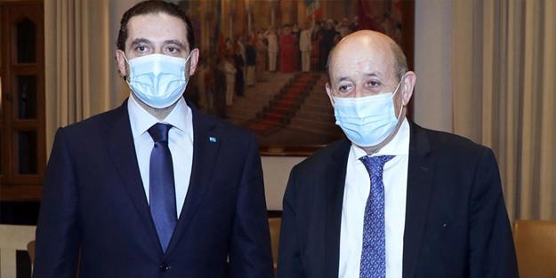 Fransa Lübnan'dan eli boş döndü! Apar topar ülkeden ayrıldı