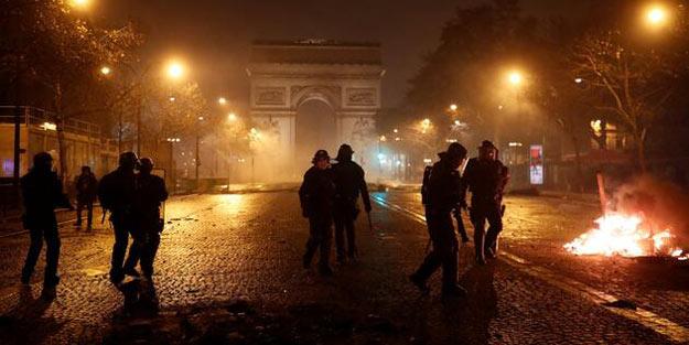 Fransa'da hayat durdu! 'Endişeliyiz!'