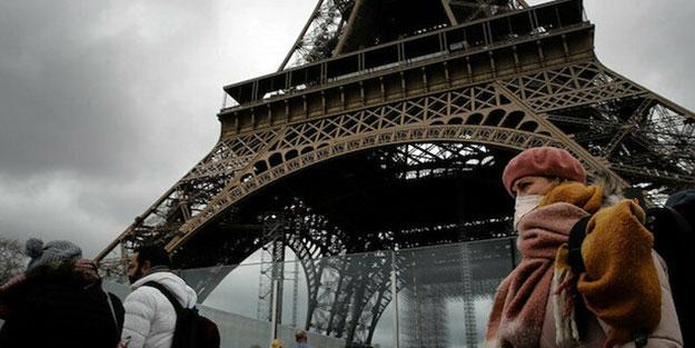 Fransa'da koronavirüs kaynaklı ölü sayısı 50 bini aştı