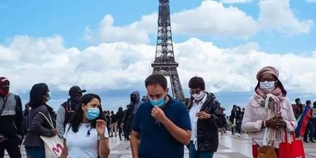 Fransa'da koronavirüsle mücadele devam ediyor