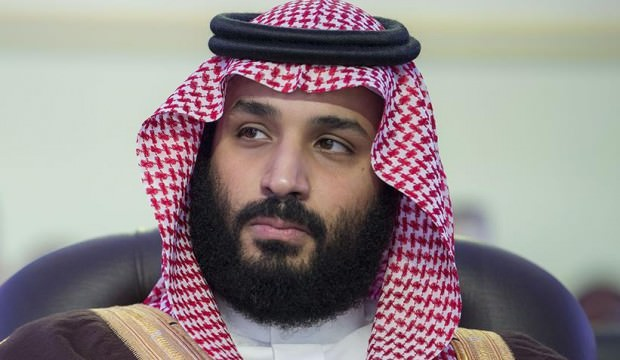 Fransa'da oklar Prens Muhammed Bin Selman'a çevrildi