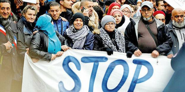 Fransa'daki Müslümanlardan Macron'a tokat gibi sözler