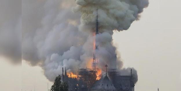 Fransa'daki Notre Dame Katedrali neden yandı? | Notre Dame Katedrali'nin önemi nedir?