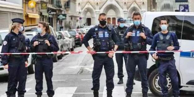 Fransa'daki saldırının faili bakın kim çıktı!