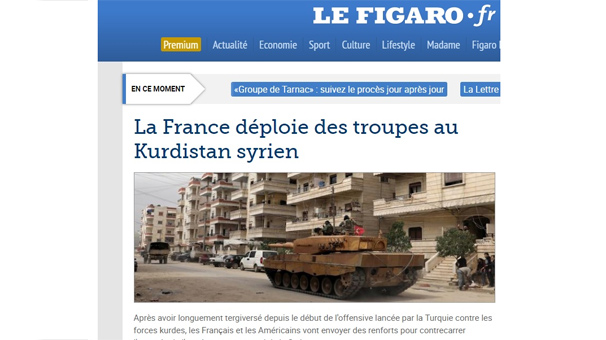 Fransa'dan skandal karar! Menbic'e asker gönderiyorlar