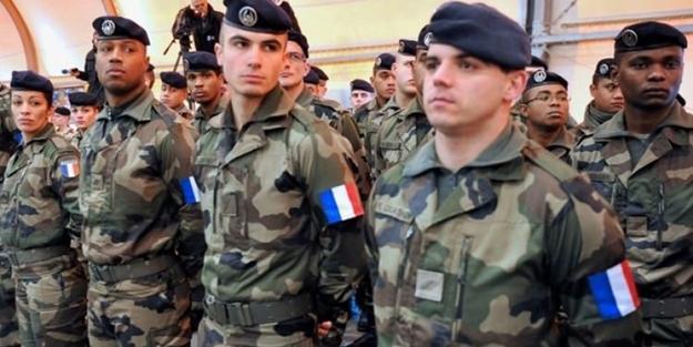 Fransa'dan terör örgütüne skandal destek