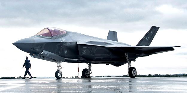 Şaşırttılar! Türkiye'ye F-35 desteği geldi