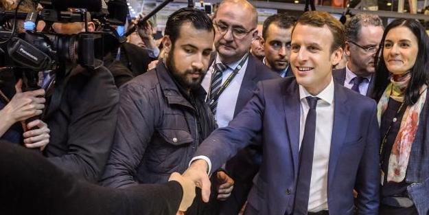 Fransa'yı karıştırmıştı... Macron koruyor mu?
