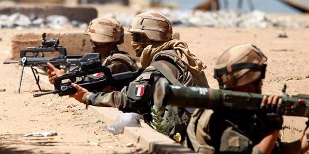 """""""Fransız askerler Menbiç'e girdi"""" iddiası"""