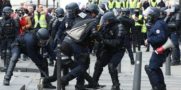 Fransız bakan endişeli: Olaylar kontrolden çıkan bir canavara dönüştü