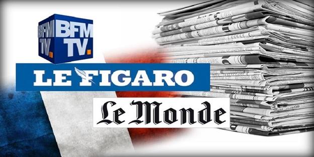 Fransız basınından alçak duruş!
