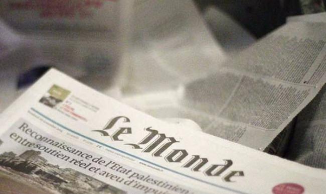Fransız gazetesinden büyük küstahlık