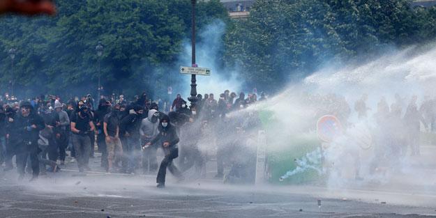 Fransız işçiler daha da çıldıracak