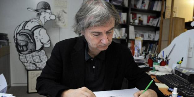 Fransız karikatürist Prens Selman'la dalga geçti