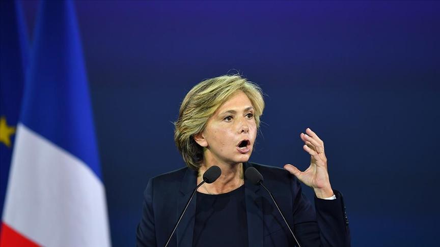 Fransız siyasetinin iddialı isimlerinden Valerie Pecresse cumhurbaşkanlığına adaylığını açıkladı