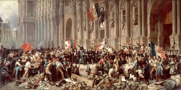 Fransız İhtilali ne zaman ortaya çıktı?