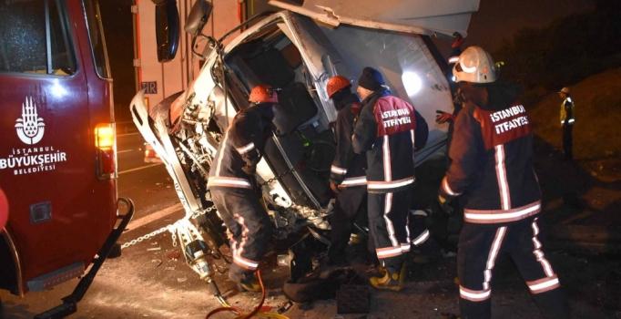 FSM'de trafik kazası: 3 yaralı