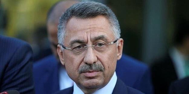 Fuat Oktay'dan İmamoğlu ve Kılıçdaroğlu'na çok sert tepki