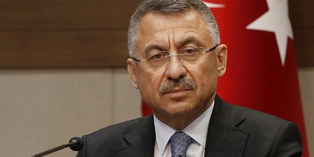 Fuat Oktay'dan Mustafa Akıncı'nın skandal sözlerine çok sert cevap