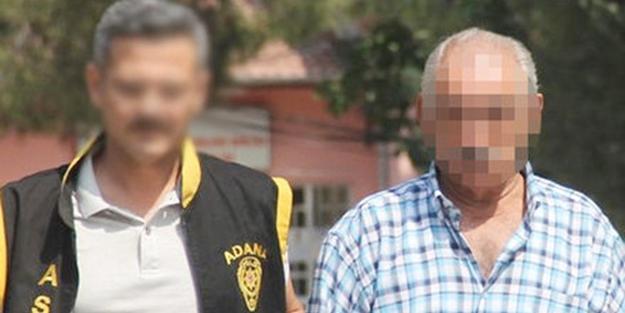Fuhuştan yakalanan yaşlı adamdan olay ifade