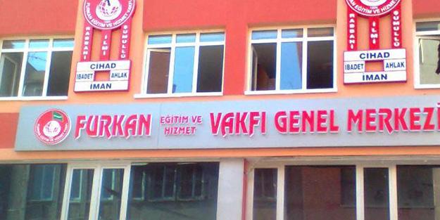 FURKAN VAKFI'NA GİREN HIRSIZLARA ŞOK!