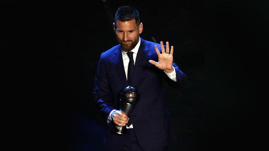 Futbolda 2019'un en iyileri seçildi