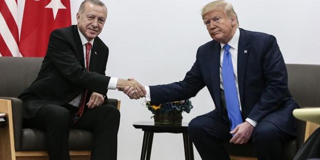 G-20'ye damga vurdu! İşte Türkiye ile ABD arasındaki ana gündem