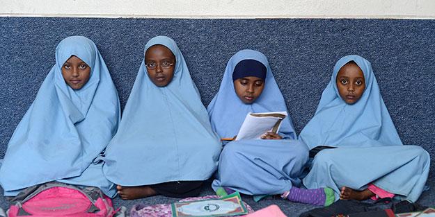 G. Afrika'daki 'küçük' Somali