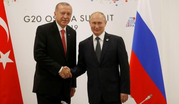 G20 zirvesi sürüyor... Erdoğan Putin ile görüştü
